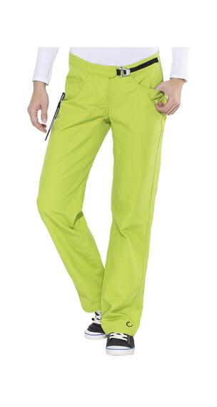 Edelrid Lola Bukser lange Damer grøn